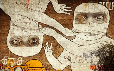 Pro / Contra Street Art