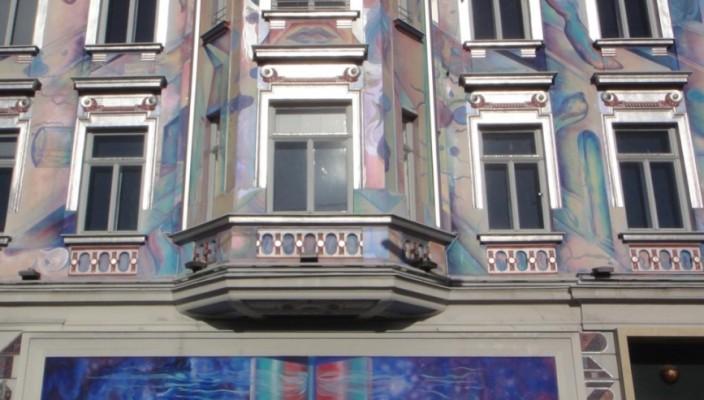 Fassadenkunst - Teil 2