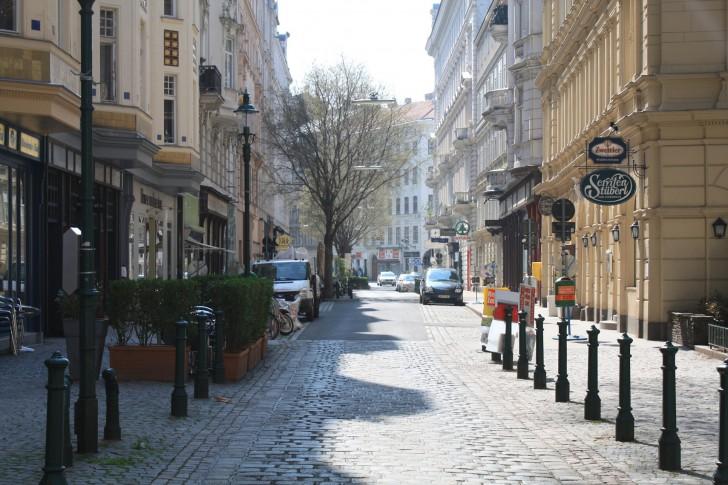 Servitenviertel Foto: stadtbekannt.at