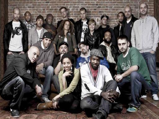 20 KünstlerInnen aus 12 Ländern