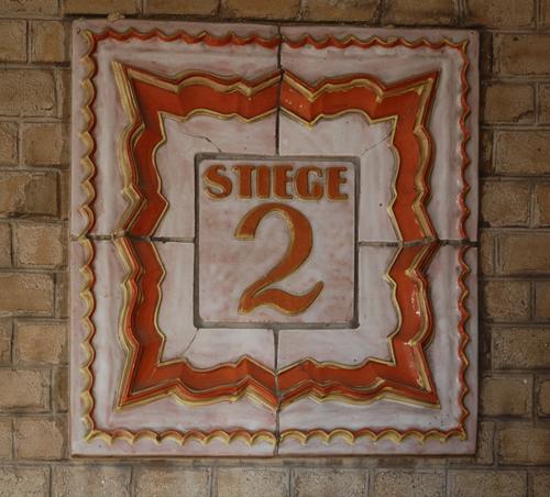 Stiegenhaus Stiege 2