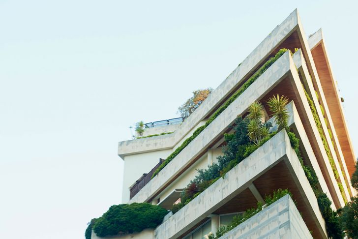 smart urban pioneers Lissabon Panorama Vertical Garden