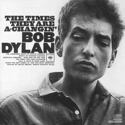 Dylan, Bob. Song and dance man.