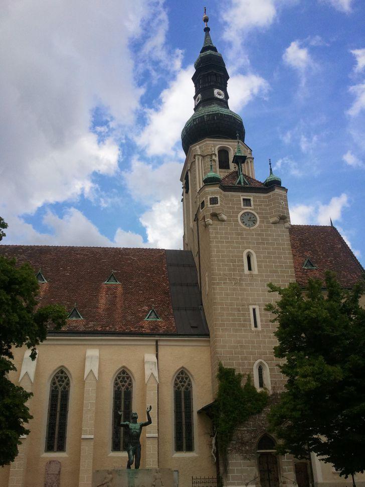 Pfarrkirche St. Stephan (c) stadtbekannt.at