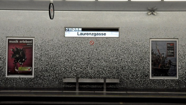 Station Laurenzgasse
