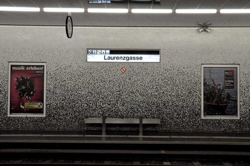Station Laurenzgasse