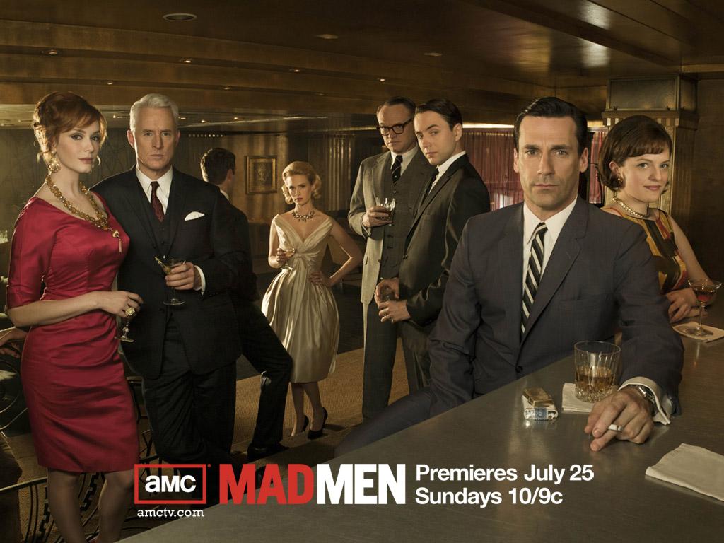 © AMC Mad Men