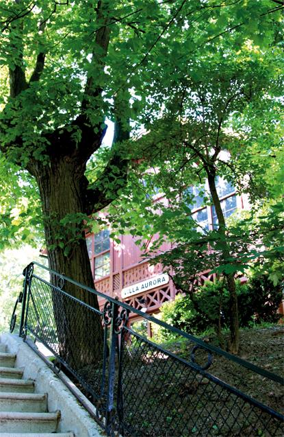 Villa Aurora Wilhelminenberg