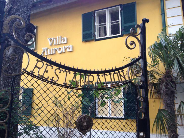 Villa Aurora Restaurant (c) STADTBEKANNT