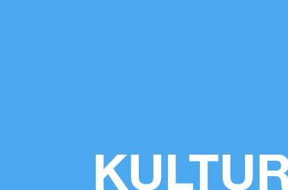 Kultur 10.6. – 16.6.2011