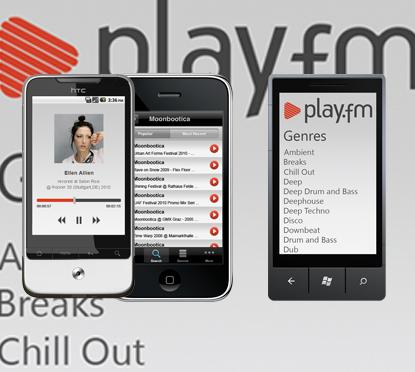 play.fm app