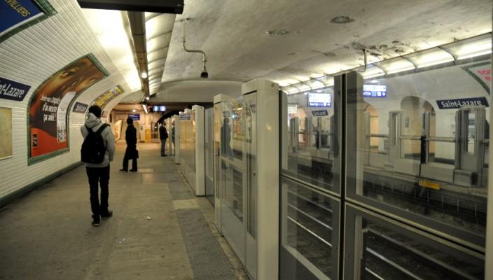 Sicherheit in der Metro