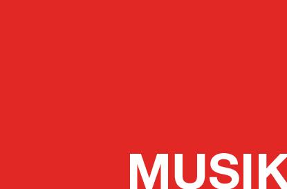 Musik 10.6. – 16.6.2011