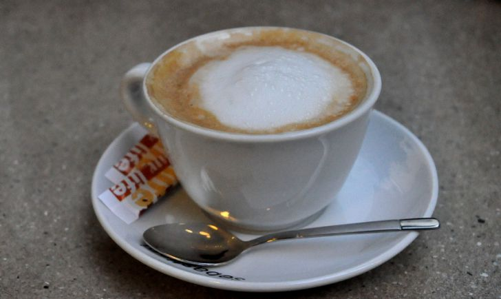 Restaurant Kent Frühstückskaffee Foto: STADTBEKANNT