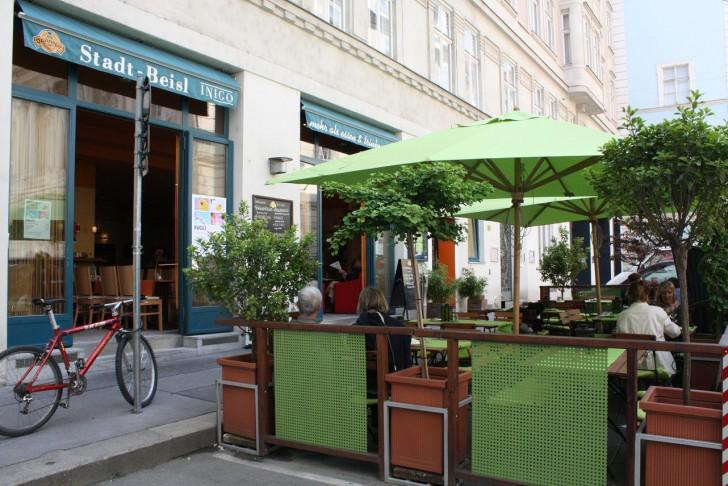 Restaurant Inigo Gastgarten