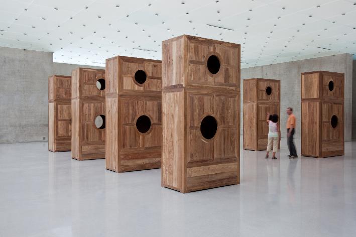 (c) Ai Weiwei - Kunsthaus Bregenz