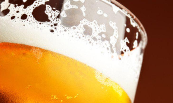 Bier im Bendl