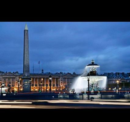 Eine Reise durch Paris