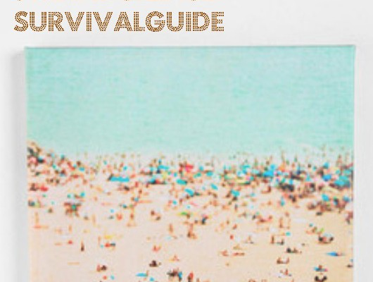 Stadtbekannt presents: Der Strandurlaub Survival Guide