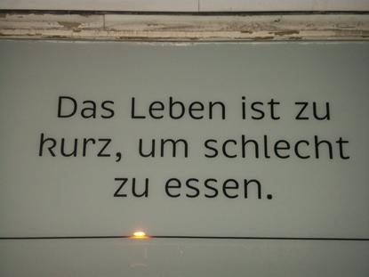 Essen in Berlin 1