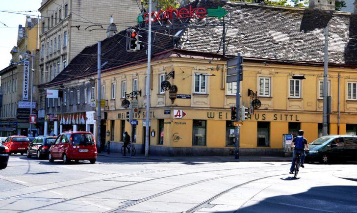 Gasthaus zum goldenen Pelikan (c) stadtbekannt.at