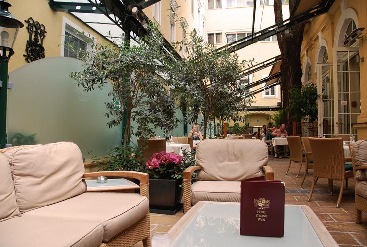 Restaurant Stefanie (c) Schick-Hotels
