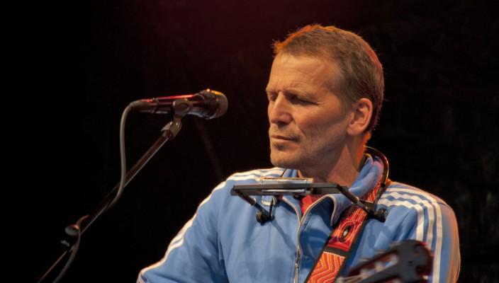 Reggae als Herzfrequenz: Hans Söllner im Gespräch