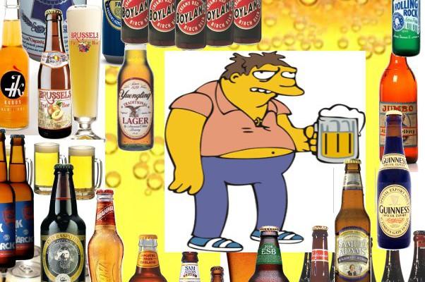 Mei Bier is ned deppat!