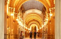 Die Passage Palais Ferstel (c) STADTBEKANNT