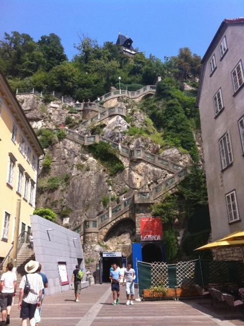 Ein Tag in Graz