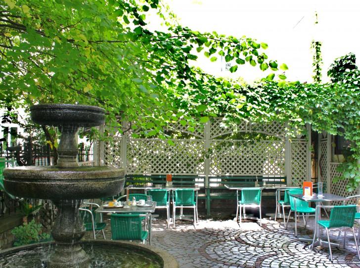 Cafe Tobman Foto: stadtbekannt.at