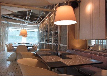 Design und Kulinarik gehen Hand in Hand