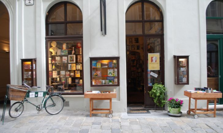 Shakespeare & Company Booksellers (c) STADTBEKANNT