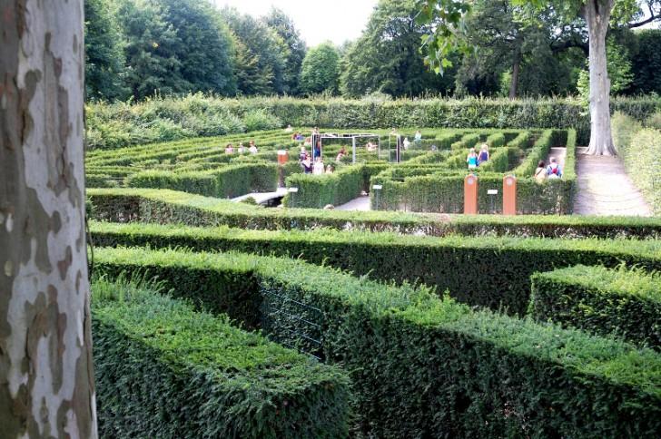 Das verückte Labyrinth (c) STADTBEKANNT
