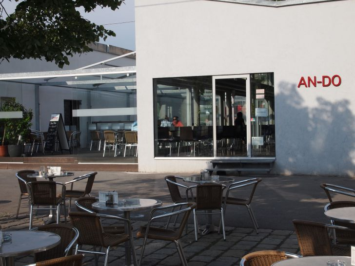 An-Do Terrasse Foto: STADTBEKANNT