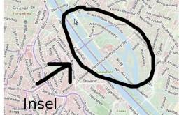 Die neue Insel (C) wien.gv.at/stadtplan