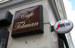 Café Tobman Schild (c) STADTBEKANNT