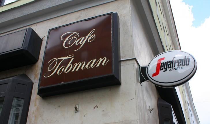 Café Tobman Foto: STADTBEKANNT
