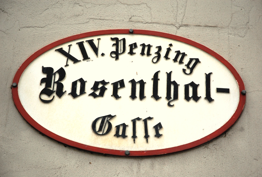 Rosenthalgasse