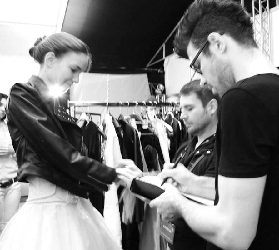 MQ Vienna Fashion Week 2011: Tiberius - vom Casting bis zur Show