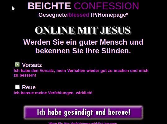 beichte.de