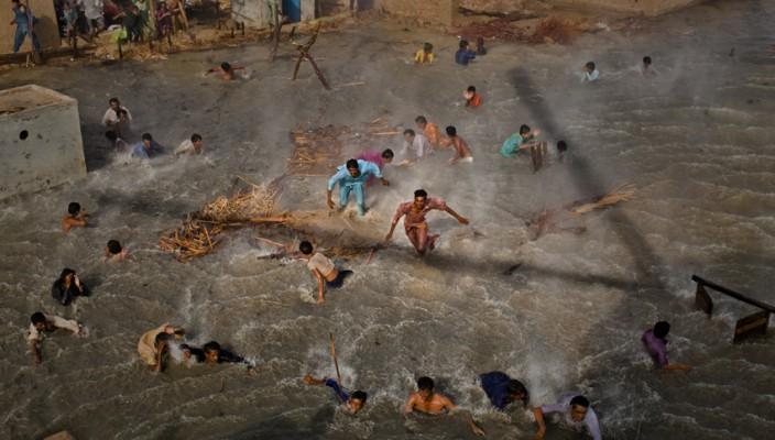 Daniel Berehulak: Australien, Getty Images  1. Preis Menschen in den Schlagzeilen Fotoserien