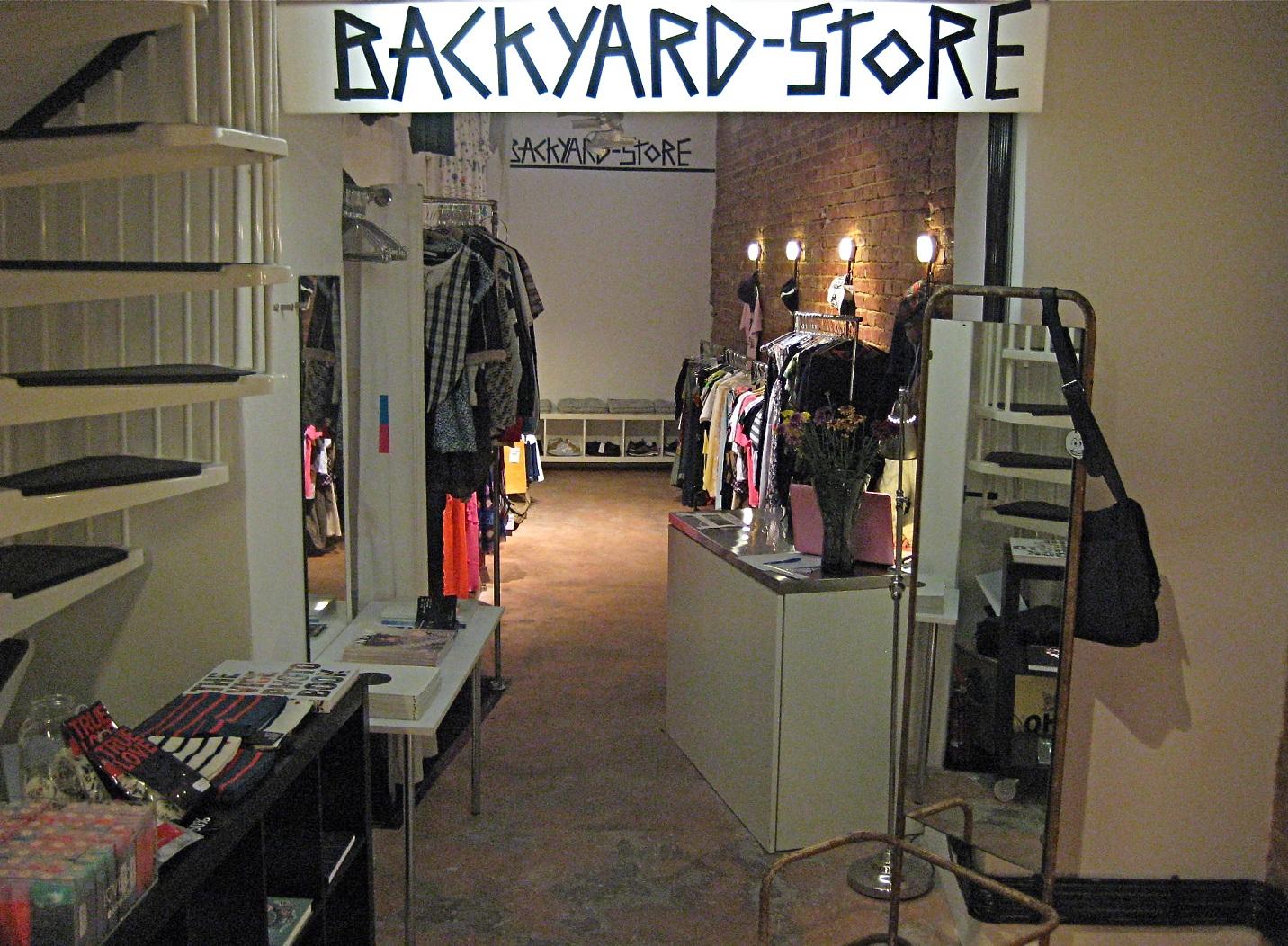 Backyard-Store