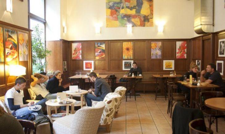 Cafe Merkur Foto: Cafe Merkur
