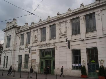 U 6 Josefstädterstraße
