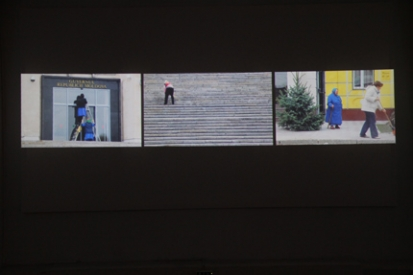Chi?in?u – City difficult to pronounce, 2011, HD Video, 51min, Galerie ArtPoint