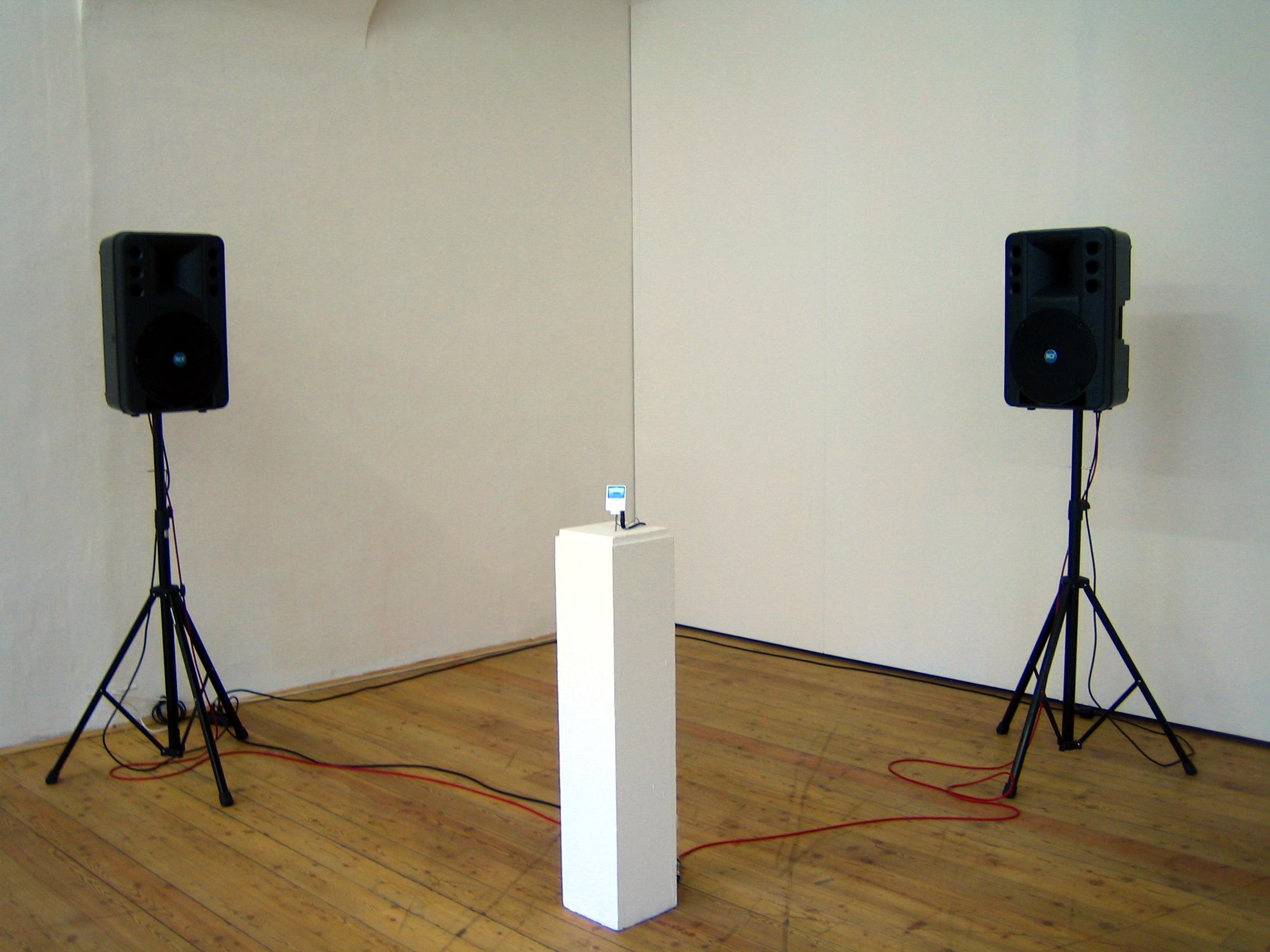Ausstellungsansicht KEX