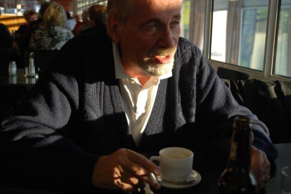 Peter Rapp im Gespräch
