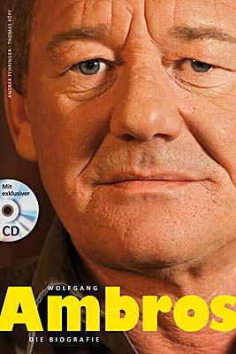 Cover - Wolfgang Ambros - die Biografie