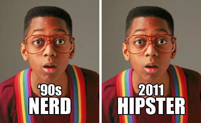 Urkel the Hipster